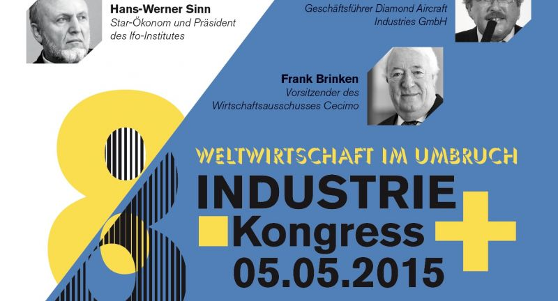 Industriekongress, 2015