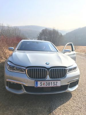 Autotest, BMW, 750D, Xdrive