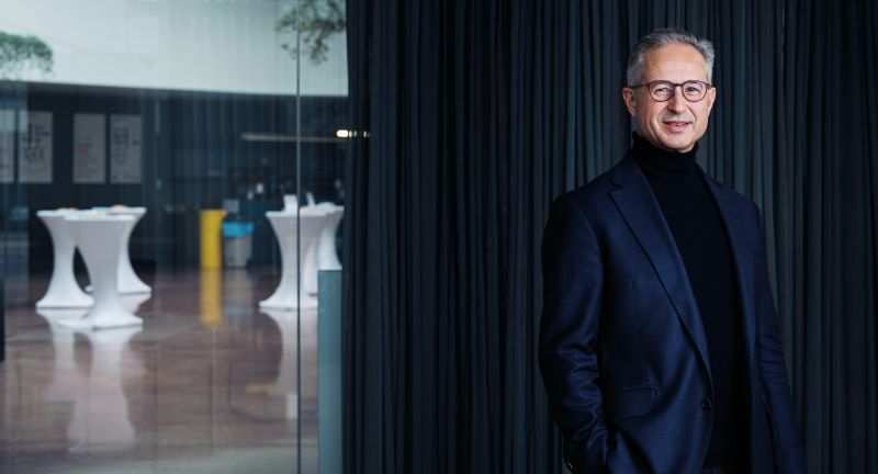Exklusiv - Alfred Stern, CEO, Gesch?ftsf?hrer, Industrie, Manager, Borealis, OMV, Portrait, Portr?t