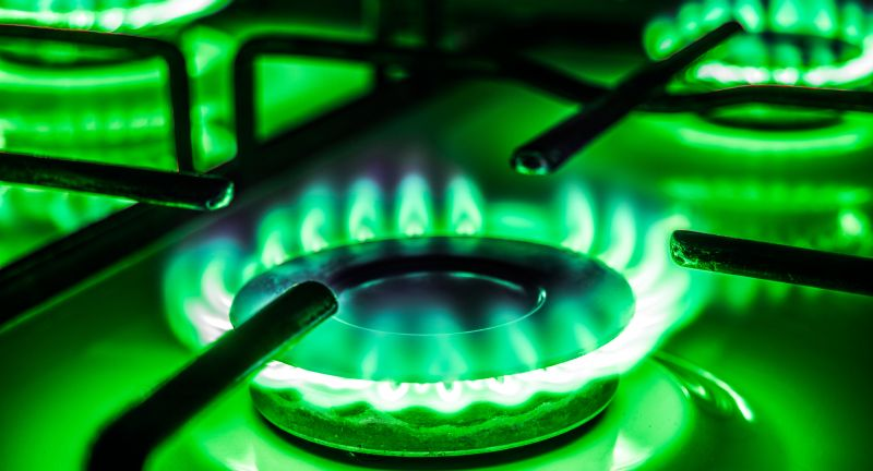 flame, fire, burner, natural, gas, heat, energy, fuel, power, danger, domestic, burn, hot, kitchen, cook, glow, light, warm, flammable, dark, blaze, cooker, close-up, home, ecology, green, magic, absurdity, night, impossible